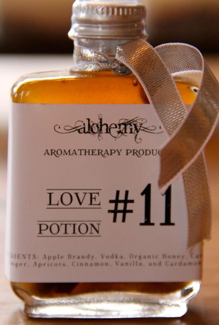 love potion #11