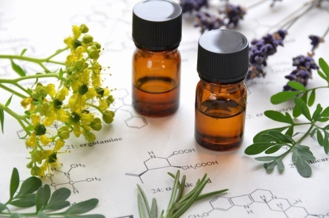 essential oils herbs and chemical pages