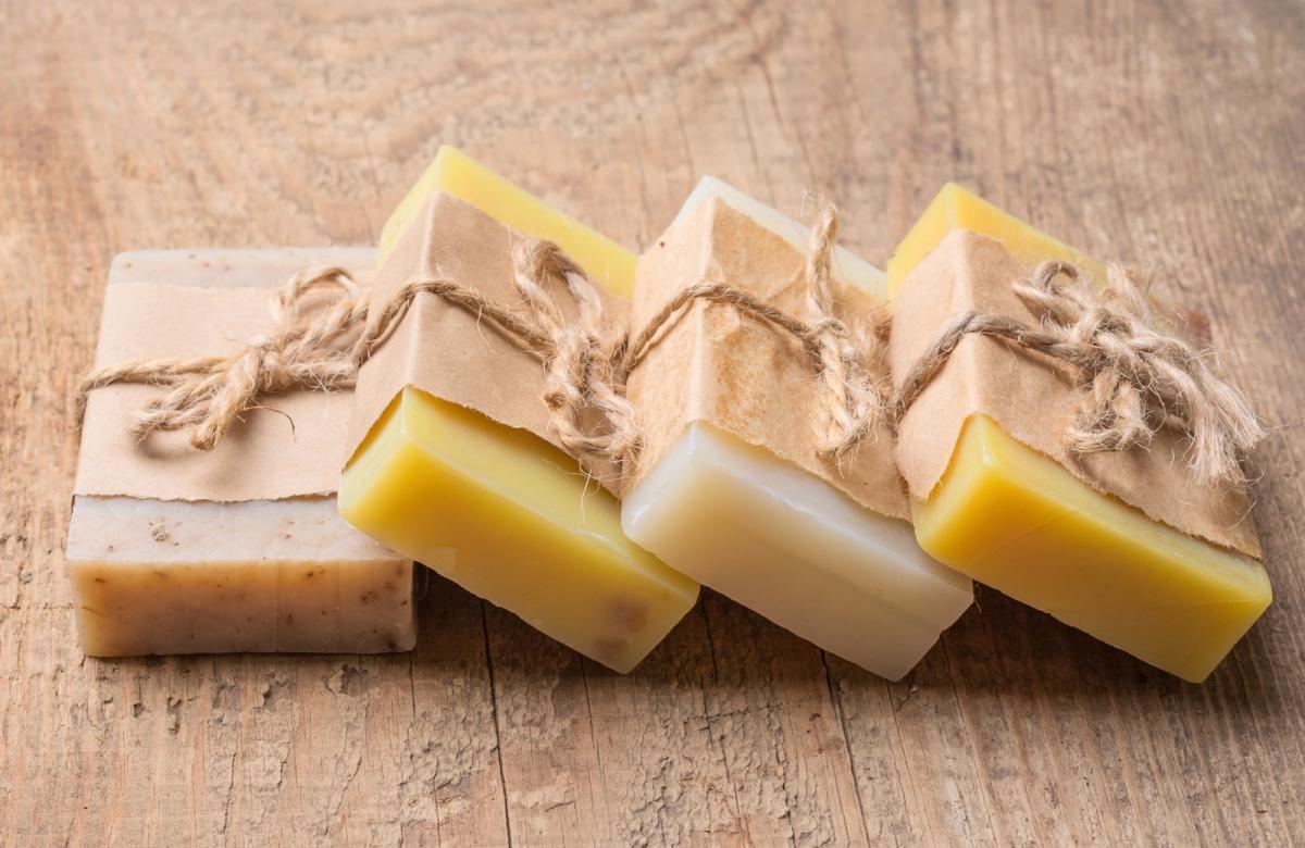 aromatic melt & pour soaps