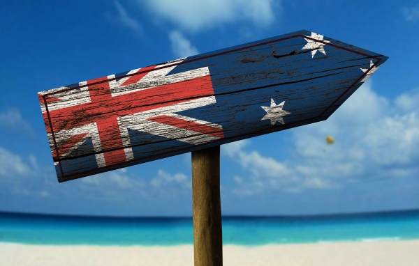 Australia coming to the USA