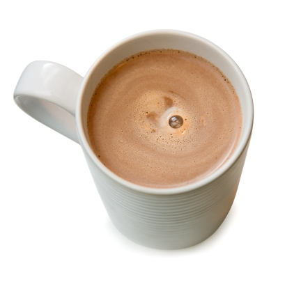 Hot Coconut Cocoa